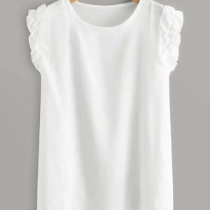 On Point White Top